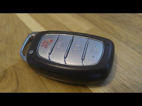 Hyundai Elantra Key Fob Battery Replacement – DIY