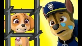 Psi Patrol Po Polsku Bajki Dla Dzieci - Zabawna Dla Dzieci - Psi Patrol Po Polsku [2018] Odcinki 3