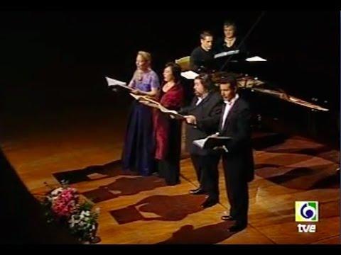 Spanisches Liederspiel op. 74 - Robert Schumann (Hyla / Gª Garijo / Mediano / Cordón / Viribay)