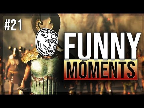 ASSASSINS CREED ODYSSEY - funny twitch moments ep. 21 thumbnail