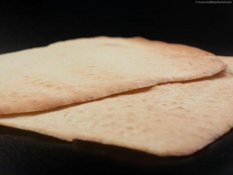 Le biscuit joconde - Technique de base en cuisine en vidéo