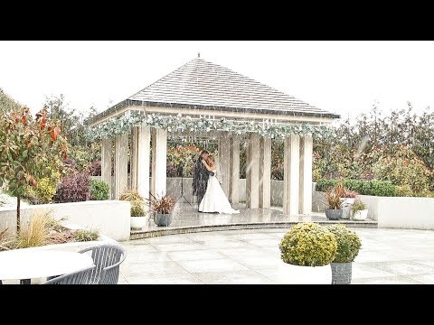 Nicole and Alan's Wedding Video at the Radstone Hotel