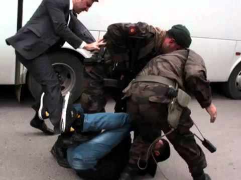 Turkish PM's Advisor Yusuf Yerkel who Kicked Protester Sacked  Breaking News MUST SEE