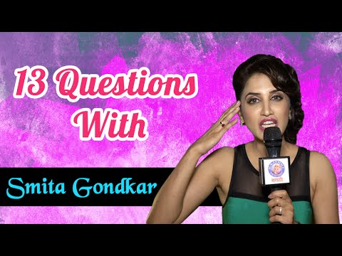 Top 13 Questions With Smita Gondkar | Pappi De Parula Song | Wanted Bayko No. 1 Marathi Movie