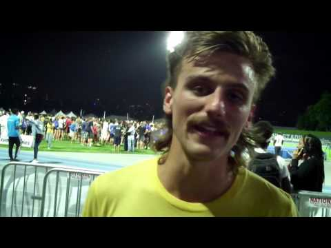 Craig Engels Talks About Joining The Nike Oregon Project After Running 3:35