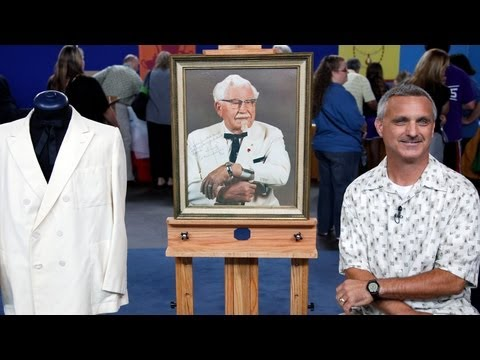 Col. H. Sanders Suit & Signed Photograph | Owner Interview | Cincinnati