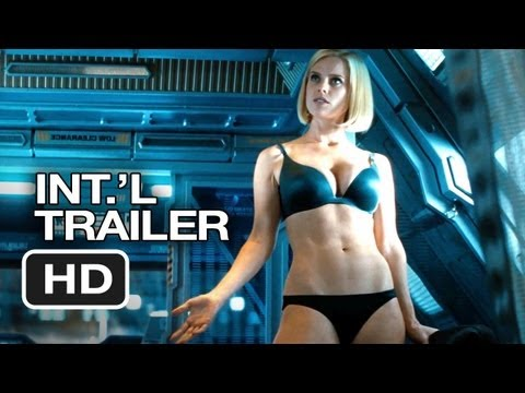 Star Trek Into Darkness Official International Trailer #1 (2013) - JJ Abrams Movie HD