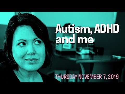 [Live Daily] Autism, ADHD and Me