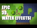 RPG Maker MV: EPIC 3D WATER!