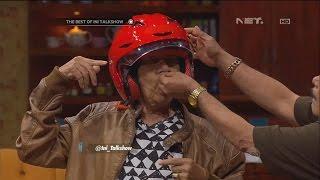 The Best Of Ini Talkshow Haji Bolot Salah Pegang Kaca Helm Malih Tong Tong