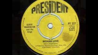 Albert Washington - Woman Love