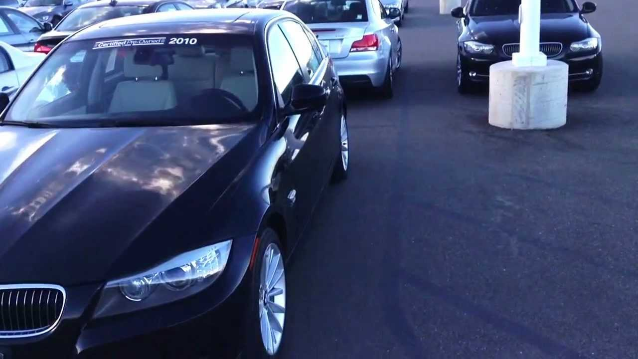 BMW Xi YouTube - 2010 bmw 335xi