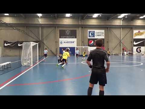 R4 Sydney Futsal Club vs Raiders Futsal 1st half
