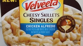 Velveeta Cheesy Skillets: Chicken Alfredo Review