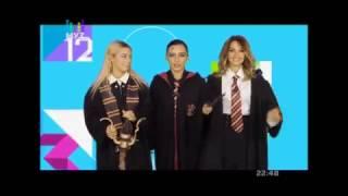 SEREBRO - в программе «Муз-ТВ Чарт» / Эфир от 22.11.2016