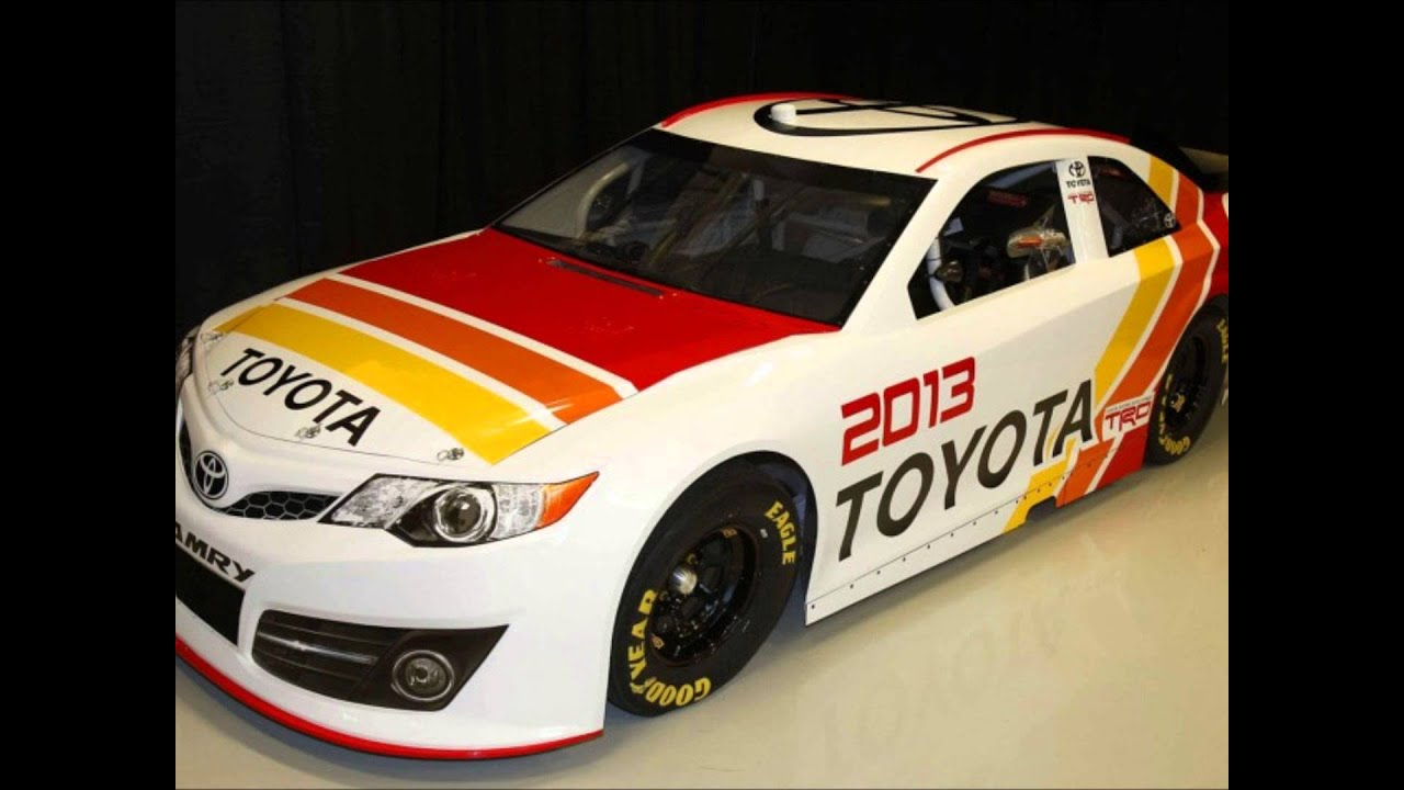 2017 Toyota Camry Nascar Edition Review