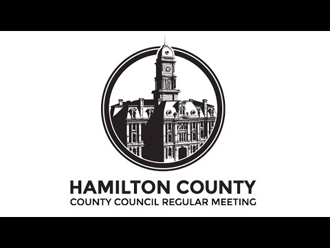 Hamilton County Council Meeting Jan 4, 2017