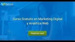 Curso de Marketing Digital - La mejor explicación sobre el Marketing Digital