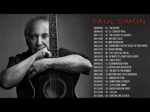 Paul Simon Greatest Hits || Best Songs Of Paul Simon