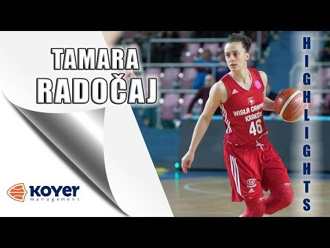 Tamara Radocaj - Highlights #EuroleagueWomen 2017/18