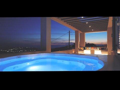 Villa Ioulia Santorini Greece