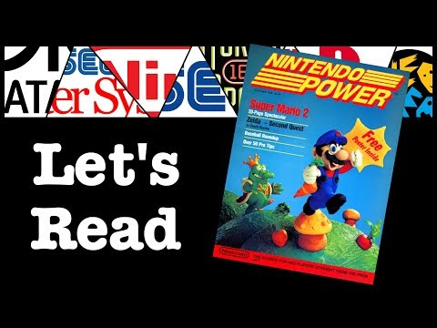 Nintendo Power Issue #1 - July/August 1988