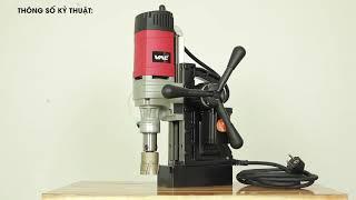 Máy khoan từ VAC tự động 50mm - 1700W - VA1508