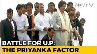 Will Priyanka Gamble Work For The Congress?