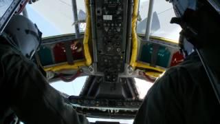 B-52 Stratofortress Training Mission