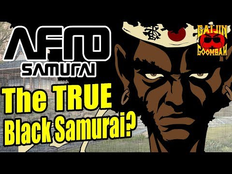 Afro Samurai And The History Of Africans In Japan! - Culture Shock
