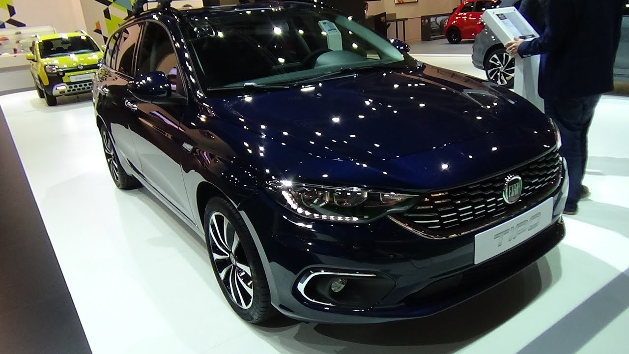2017 fiat tipo sw 1 6 multijet ii exterior and interior. Black Bedroom Furniture Sets. Home Design Ideas