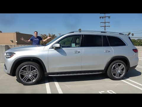 The 2020 Mercedes GLS Is an Ultra-Luxury Family SUV - YouTube