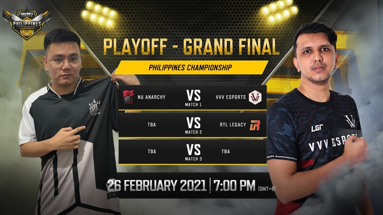 Playoff: Philippines Championship Day 2 - Garena CODM