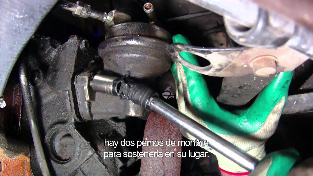 Cómo instalar una bomba mecánica de combustible con leva ...