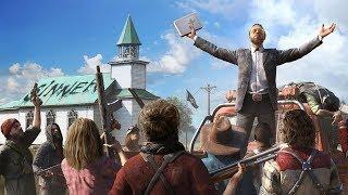 Far Cry 5 (Xbox one X) - прохождение (25)!Комментарии!