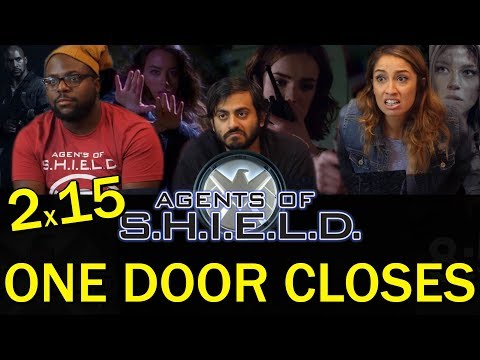 Agents of Shield - 2x15 One Door Closes - Reaction