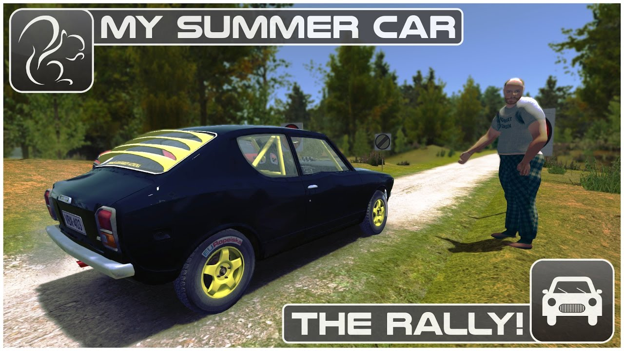 My Summer Car Episode 24 The Rally