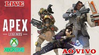 APEX DA MASSA -  VAMOS JOGAR AO VIVO  !!- XBOX ONE
