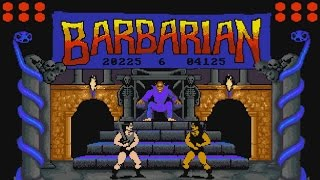 Barbarian: The Ultimate Warrior (Amiga 500)