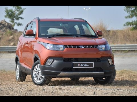 All New Mahindra Kuv Suv Car Youtube
