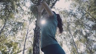 Йога на свежем воздухе Energy Fitness