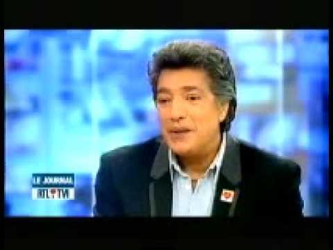 Frédéric François interview sur RTLTVI du 02 04 09