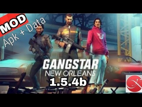 How to Download Gangstar New Orleans Mod Apk+Data