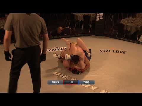 Victory Fights 5 Lewis Correia VS Brendan Young