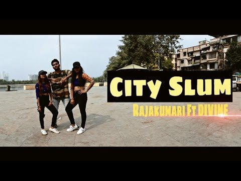 City Slums | Raja Kumari ft  DIVINE | AKhil Acid | Brensh Production