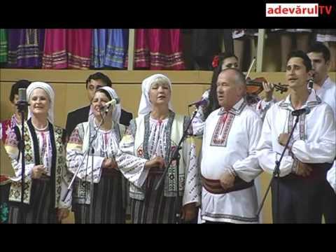 Cultura în raionul Anenii Noi. Concert de gală (filmări realizate la Radio Moldova)