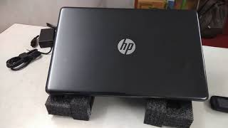 Hp laptop 15 - da0296tu