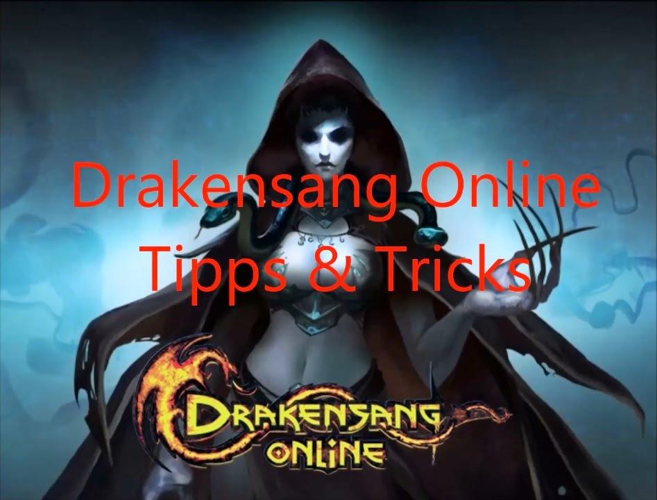 Drakensang Online Tipps