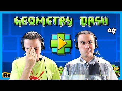 Παίζει και ο Βλάκας! (Geometry Dash #4)