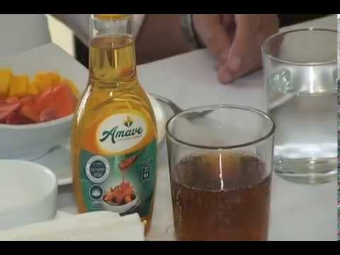Sirope de agave para diabeticos